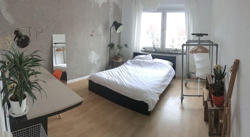 Nice - Botanic & Quiet Room in Hackescher Markt