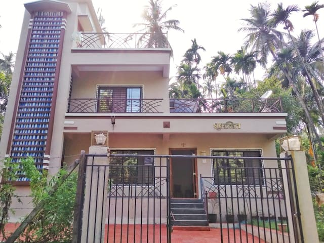 SHUBHNIT holiday home in Alibaug