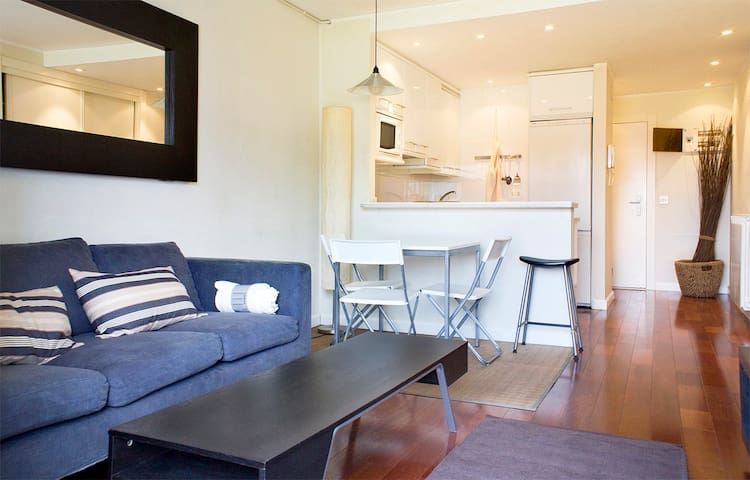 bonito apartamento con vistas - Villaviciosa - Apartemen
