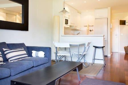 bonito apartamento con vistas - Villaviciosa - Wohnung