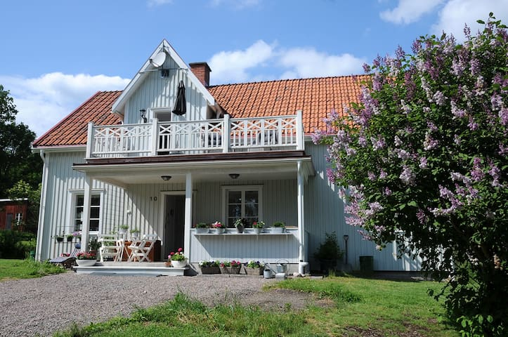 Villa Weidling B&B - Åmål V - Bed & Breakfast