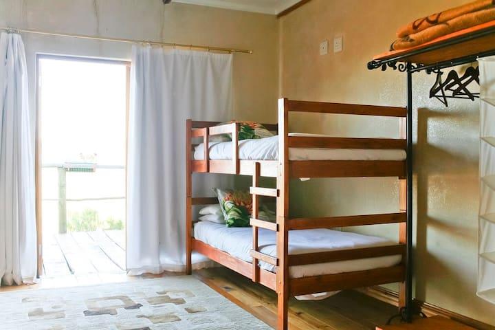 Le Petit Karoo Ranch- Family room