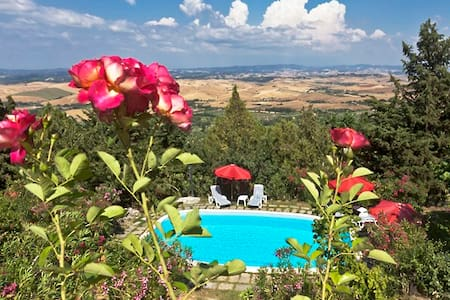 Lovely  apartments with common pool - Chianni