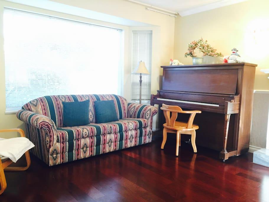 1 sofa bed