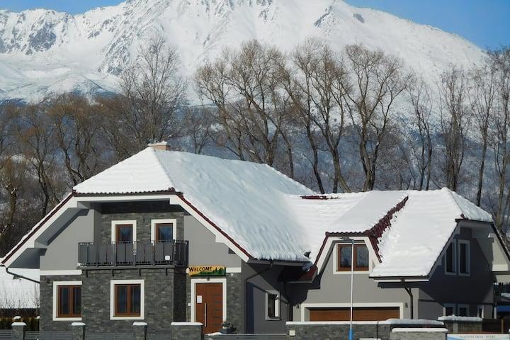 Tatanka Apartments High Tatras
