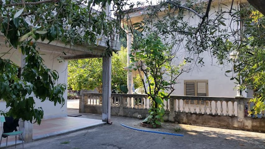Villa in collina a nord di Paola - Scarcelli - Appartement