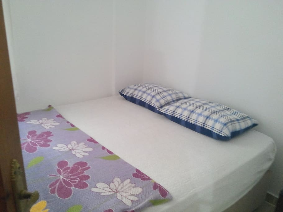 2nd Bedroom with King Size Double Bed