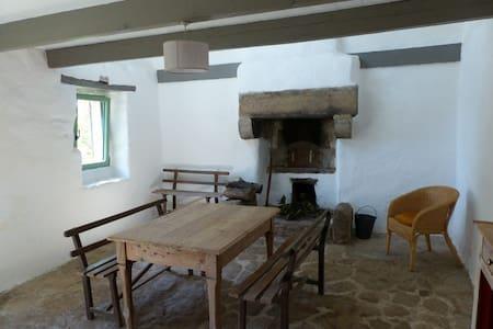 Chambre d'hôte indépendante, avec cheminée - Guissény - Casa