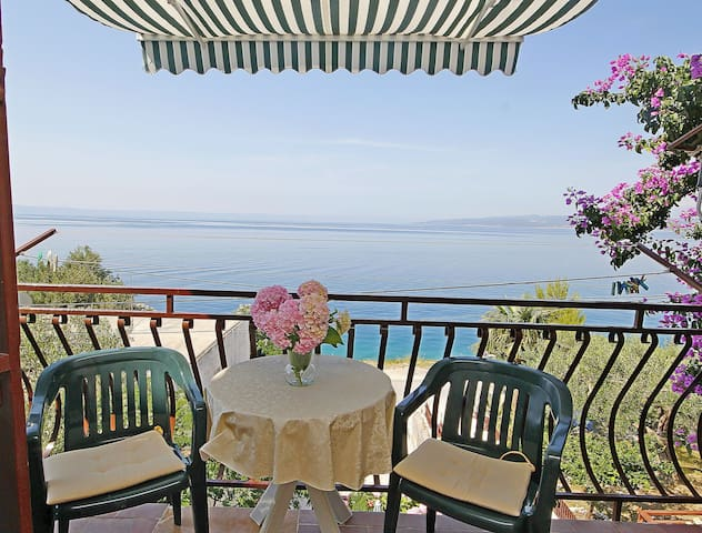 beautiful sea view apartments - Baška Voda - Daire
