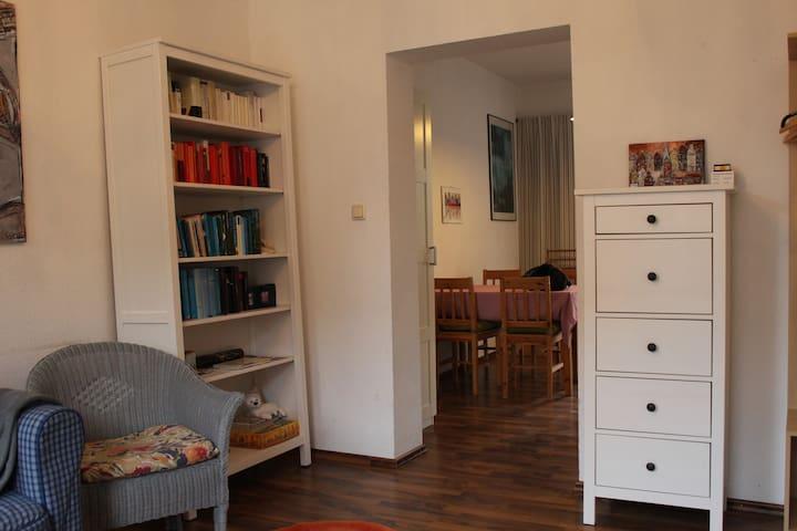 Wohnung für zwei (plus Kinder) - Lüneburg