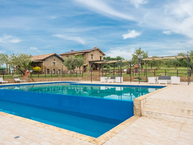 """Melograno"", 2-room apartment 45 m² in San Polo"