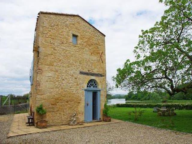Suite avec jacuzzi et sauna privatifs 30' Bordeaux - Barsac - Apartmán pro hosty