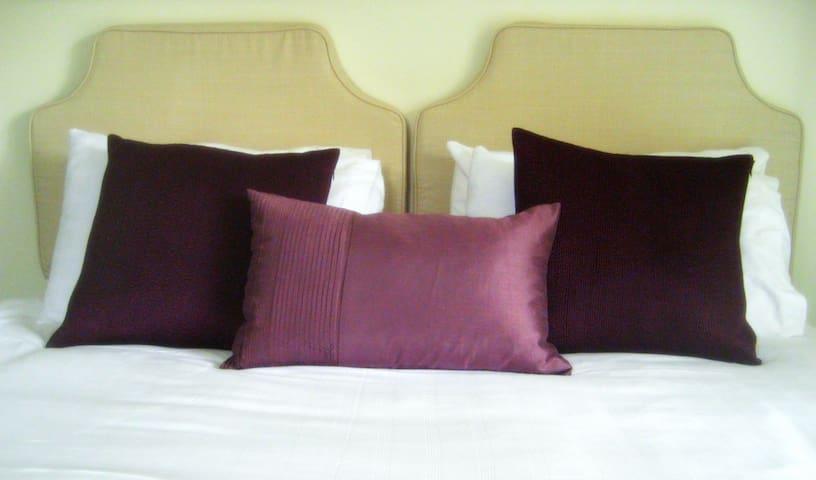 Luxury En-suite Super-King or Twin - Oxford - Huis