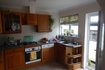 Family home near to the beach and shops! - Hayle