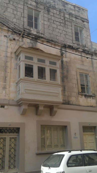 Typical Balcony of Malta
