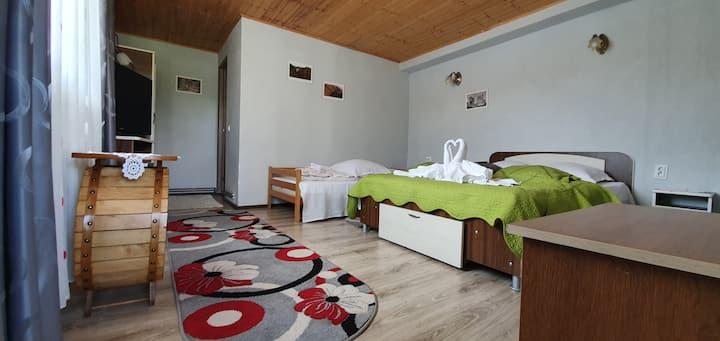 Triple room  / Belvedere la Cristina