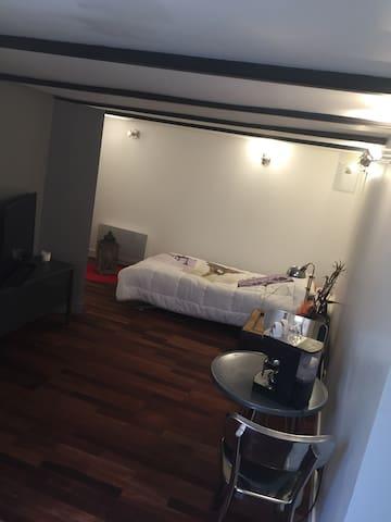 Large Room near Paris/DISNEYLAND  - Chennevières-sur-Marne