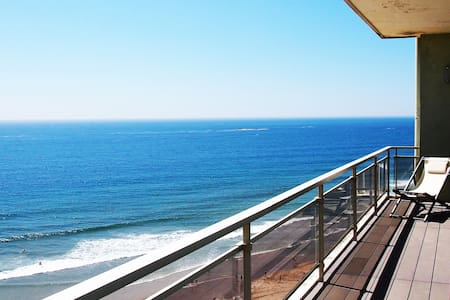 Amazing beach view apartment - Esposende