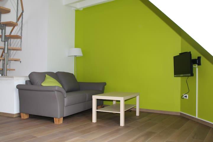 Soest Apartments III - Dachgeschoss - Soest - Lägenhet