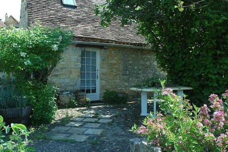 Charming house,stone,hilltop hamlet - Payrac