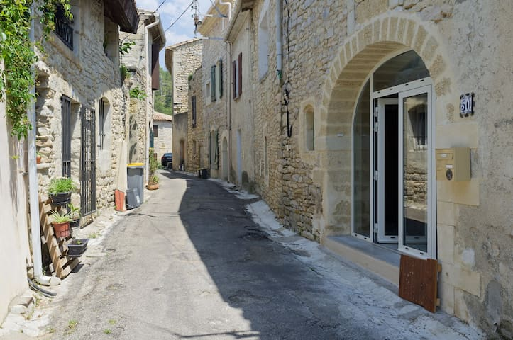 Ancienne maison de village rénovée - Nages-et-Solorgues - Dům
