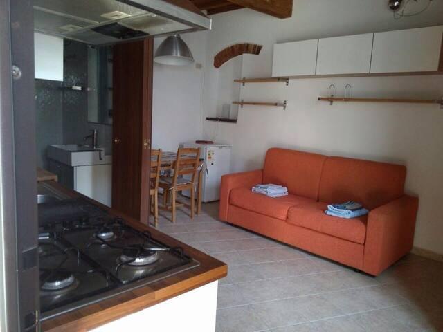 monolocale grazioso centrale - Livorno - Appartamento