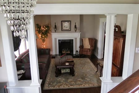 The Guest House - Lancaster, KY - Bed & Breakfast