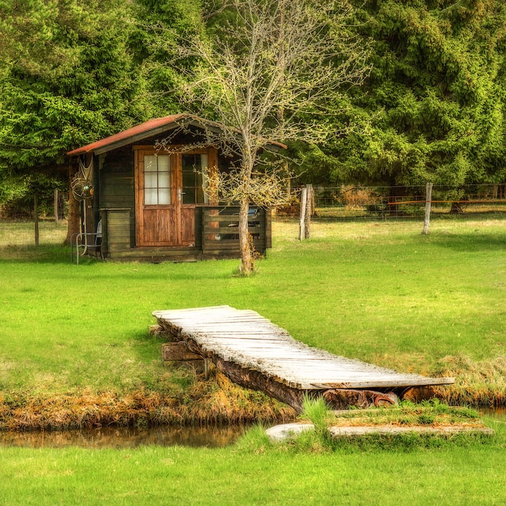 5. Cabin Kiir