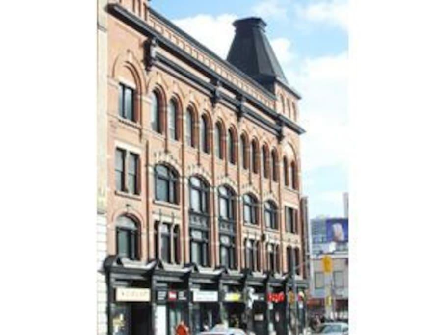 Location (landmark heritage building)