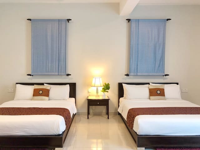 The Bliss Malacca Master Suite
