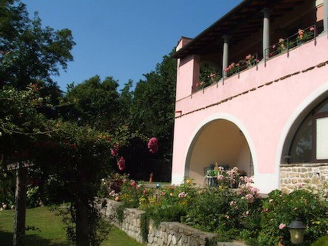 Share with us our corner of paradise in Tuscany! - Pontremoli - Apartment