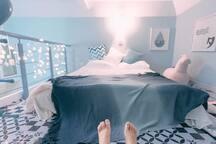 【青い童趣】有投影仪和ins小帐篷~/华山医院|华东医院|上海歌剧院|红宝石/9min地铁L2/7~