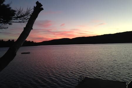 Paradise on Hobbs Pond - Hope - Casa de campo