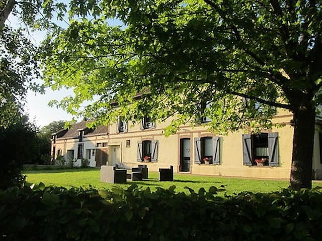 Maison indépendante Le Bois d'Ô - Saint-Maixme-Hauterive - Dům