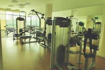 Facilities - Gym Area