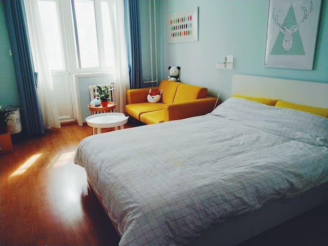 (3月可预订)【 三月|March 】可以说很中心了 As Nice & As Home