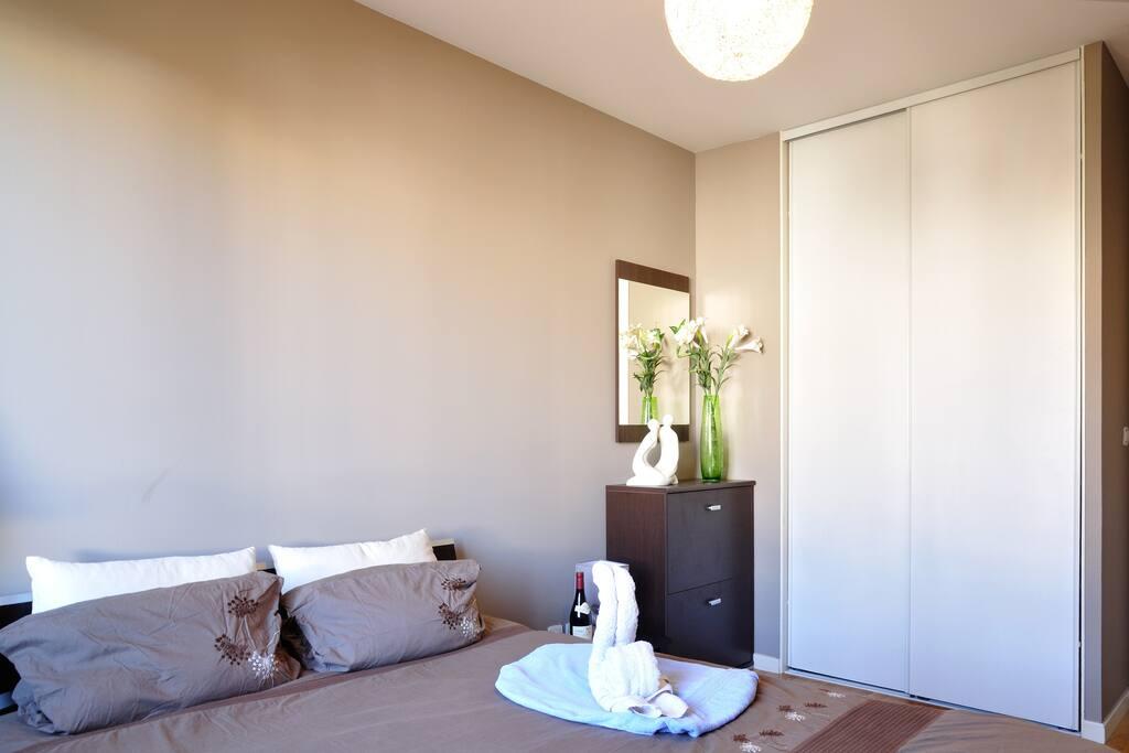 Chambre calme proche gare sncf apartamentos en alquiler for Chambre calme en anglais