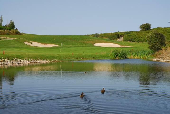 Lisbon, Cascais, Sintra: Golf & Nature - Belas Clube de Campo - Apartment