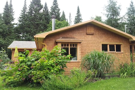 Beautiful house in the mountains - Stoneham-et-Tewkesbury - 独立屋