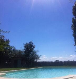 chambre n3, jazz in marciac piscine - Beaumarchés