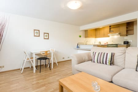 Cozy 1 bedroom close to nature. - Reykjavík - Huoneisto