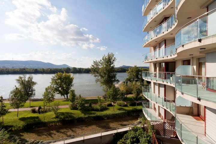 Beautiful Apartment - Marina Beach - Budapest - Apartment