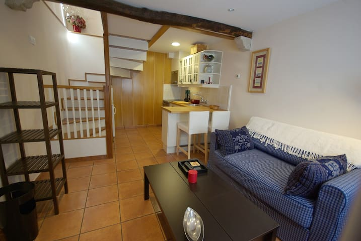 Cosy cottage in historic centre - Pontedeume - Дом