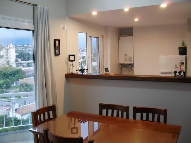 mirador salta depto privado de dos ambientes - Salta - Apartamento