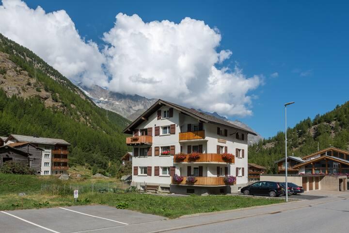 Das Haus Bergsonne garantiert Ihnen Urlaubsträume
