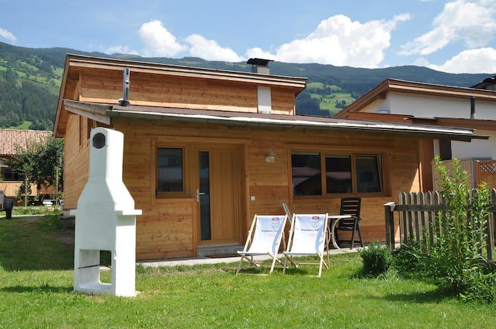 Ferienhaus Chalet Zillertal **** - Aschau im Zillertal - Rumah