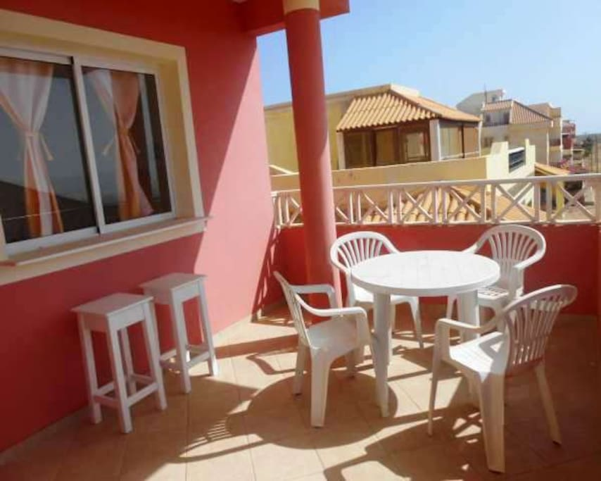 sal service rent apartment terrace