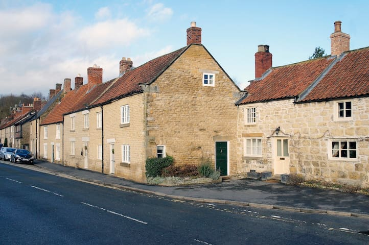 Holiday cottage in lovely Helmsley - Helmsley - บ้าน