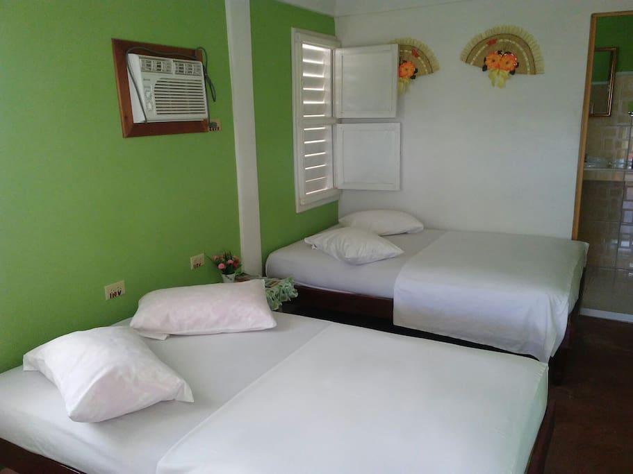 Dormitorio y descanso