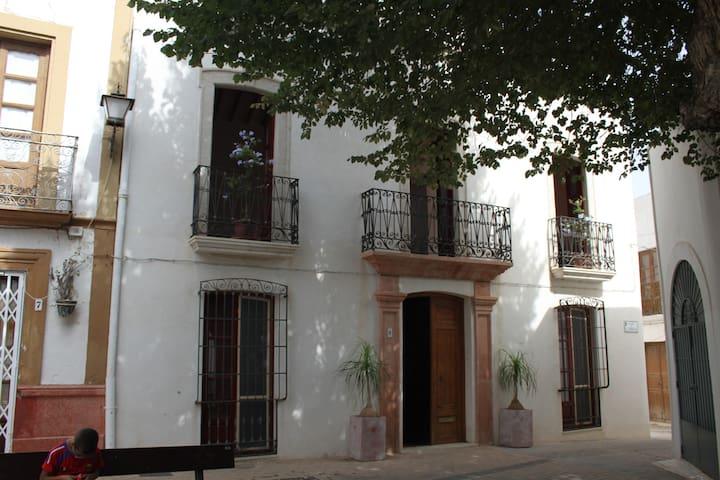 El Cuartel viejo - Níjar - House